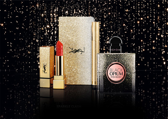 Yves Saint Laurent Sparkle Clash Collector Editions