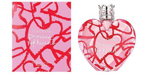 Vera Wang Princess of Hearts ~ new perfume