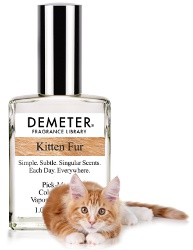 Demeter Kitten Fur ~ new fragrance