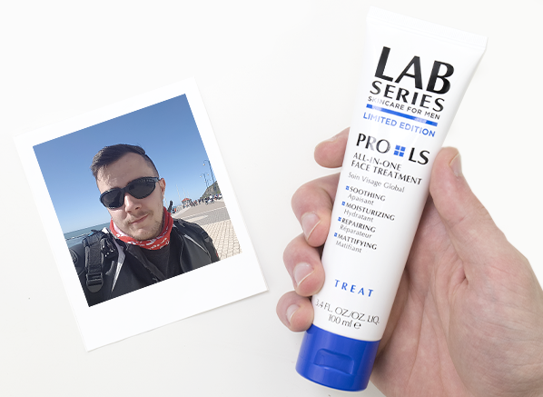 Lab Series Pro LS All-In-One Face Treatment - Richard Jenkins - Most Repurchased Products