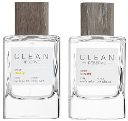 Clean Reserve Citron Fig & Sel Santal ~ new fragrances