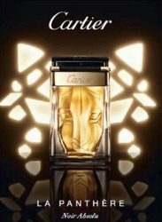 Cartier La Panthere Noir Absolu ~ new perfume