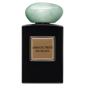 Armani adds Iris Céladon to its Privé collection