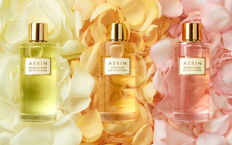 The Rose Cologne Collection